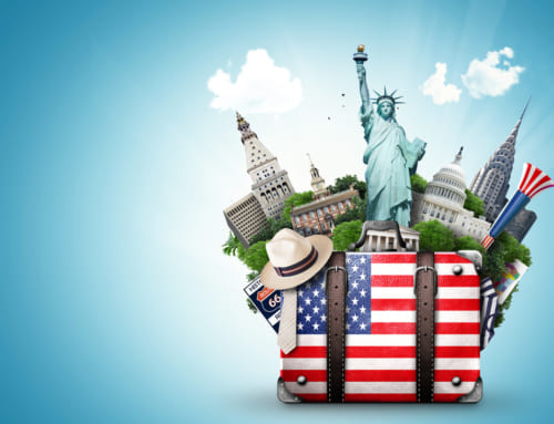 Can I apply for a visitor visa or student visa and enter the United States while my I-526 Petition or immigrant visa application is pending?