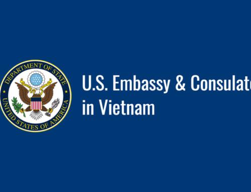 Thông báo: Giới hạn một số bộ phận Dịch vụ công dân Hoa Kỳ ở Việt Nam sẽ hoạt động trở lại vào ngày 01 tháng 06