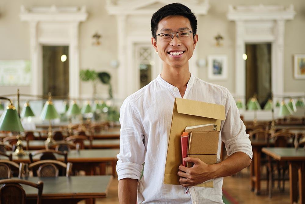 Foreign Student Visa Holder